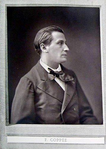 François Coppée from the publication Galerie Contemporaine