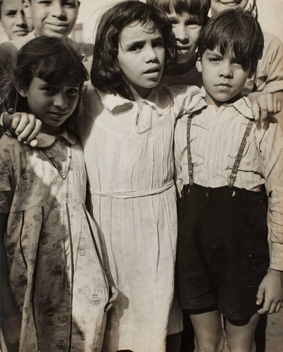 Untitled [Portrait of children]