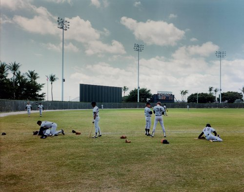 Yankees, West Palm Beach, Florida, March 14, 1978
