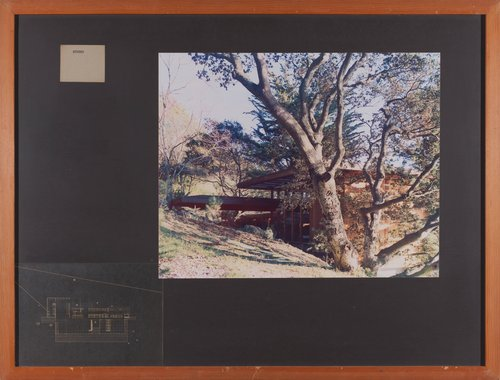 House for Fred and Eve Ludekens, Belvedere, California [60]