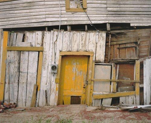 T.B. Hick's Store (Detail), Newbern, Alabama