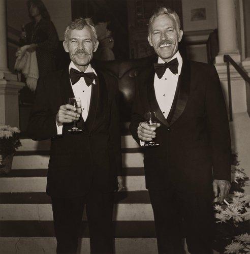 Floyd & Lloyd Paul, from the portfolio, Siblings