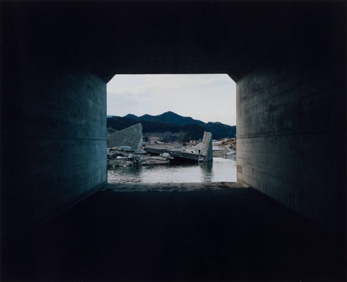 Kesen-cho, 2011.4.3, from the series Rikuzentakata