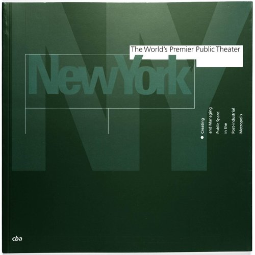 New York: The World's Premier Public Theater Catalogue