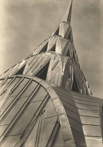 Chrysler Building: Tower