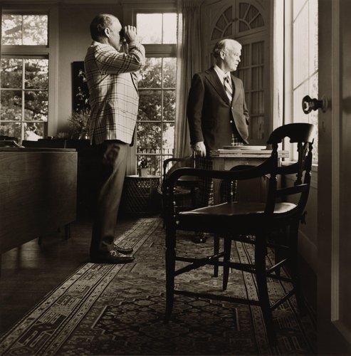 Ransom & Edwin Pierce, from the portfolio, Siblings
