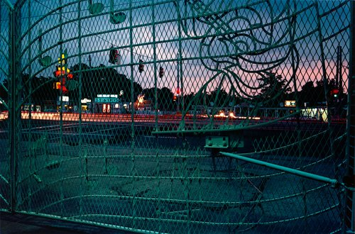 Untitled, Memphis, Tennessee, 1984, from the portfolio William Eggleston's Graceland