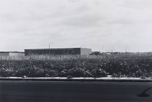 Von Karman Road, between Alton and McGaw Roads, looking East, from the portfolio The New Industrial Parks near Irvine, California