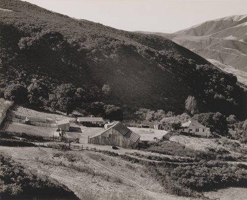 Back of Cooper Farm, Big Sur #2