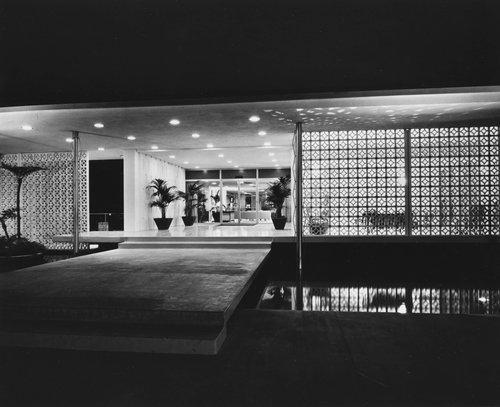 Stuart Pharmaceutical, Edward Durell Stone, 1956