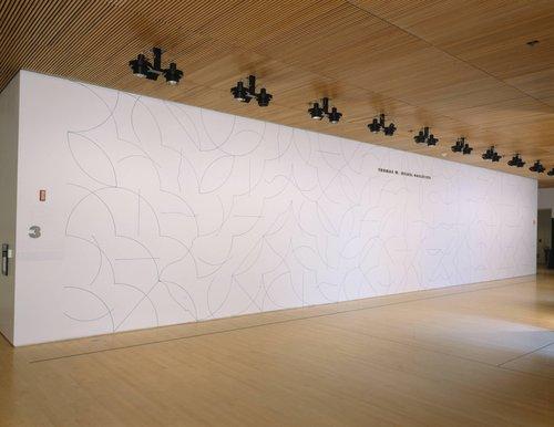 Wall Drawing 132