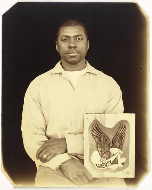 image of 'L.S.P. 52, from the series One Big Self: Prisoners of Louisiana'