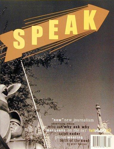 Speak 16, Fall 1999