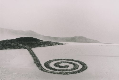 Spiral Jetty after Robert Smithson, from the series Brooklyn, NY