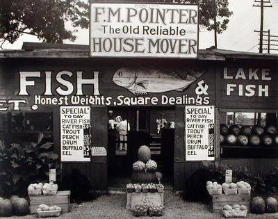 Fish Market Near Birmingham, Alabama