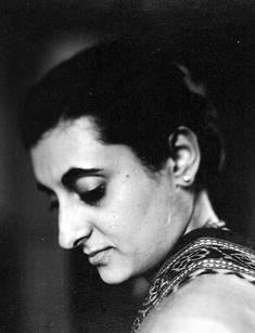 Indira Gandhi I, New York
