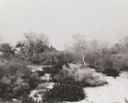 Santa Ana Wash, next to Norton Air Force Base, San Bernardino County, California