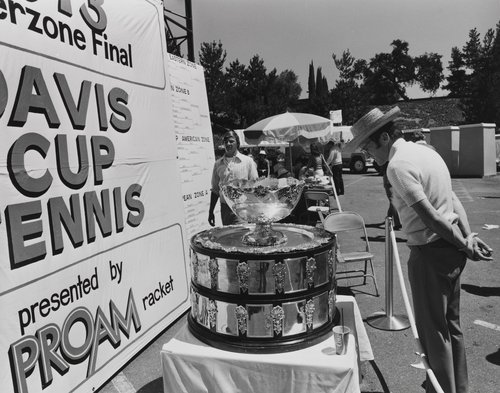 Davis Cup, from the portfolio Leisure