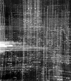 image of 'New York at Night--The RCA Building, the Night the Lights Came Back On'
