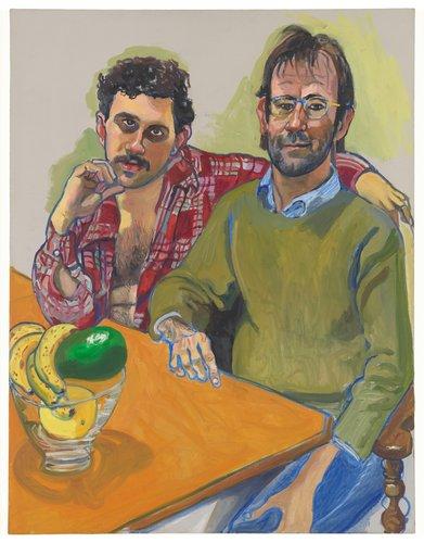 Geoffrey Hendricks and Brian