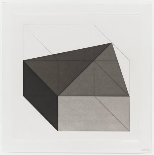 Forms Derived from a Cube, Plate #22