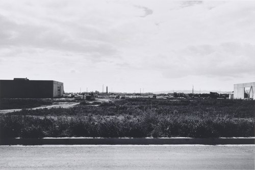 Milliken Road, between Gates and DuBridge Roads, looking East, from the portfolio The New Industrial Parks near Irvine, California