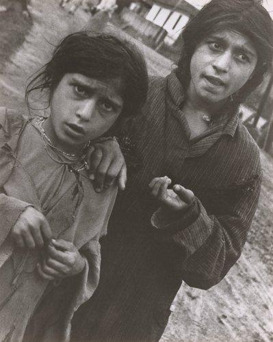 Děti. Z cyklu Z kraje Nikoly Šuhaje (Children from the Region of Nikola Suhage Cycle), from the series Jaromír Funke
