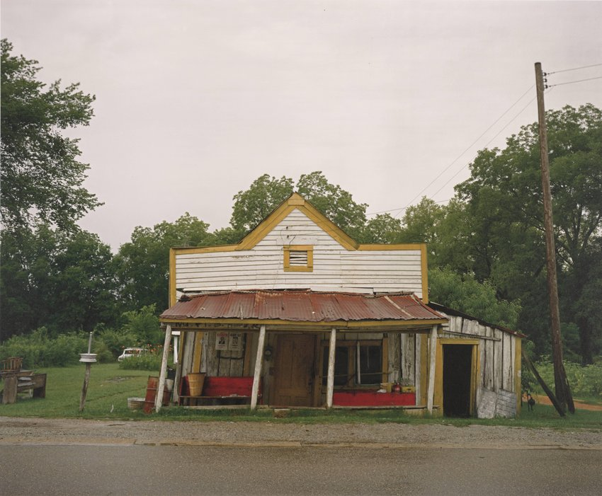 image of 'T.B. Hick's Store, Newbern, Alabama'