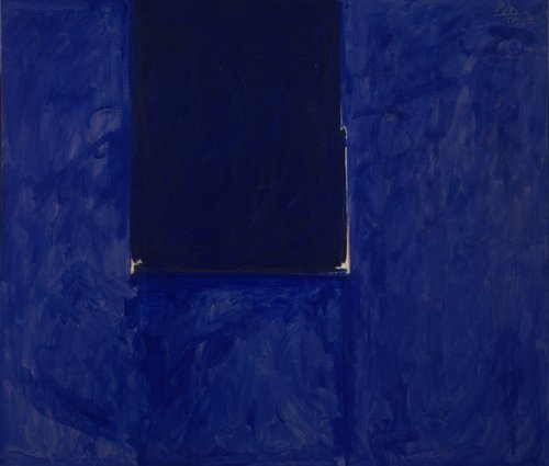 Untitled (Ultramarine)