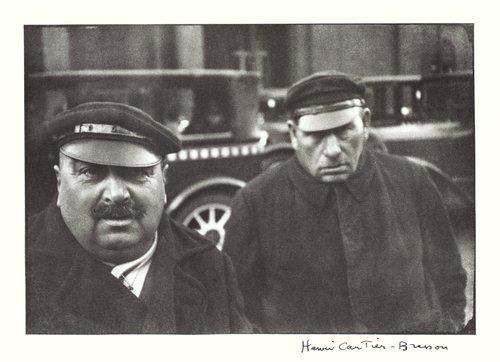Taxi Drivers, Berlin