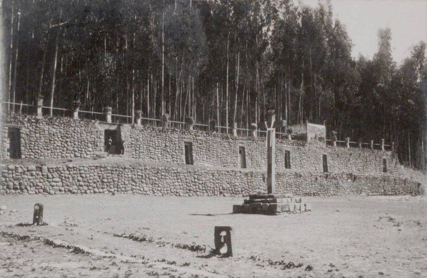 image of 'Muros de Kolkampata, Casa Lomellini'