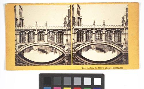 New Bridge, St. John's College, Cambridge