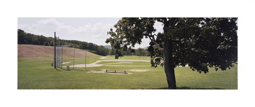 Baseball diamond, Clapp Park, Pittsfield, Berkshire Co., Massachusetts, 1993