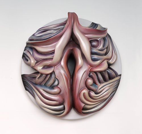 Georgia O'Keeffe Plate #1