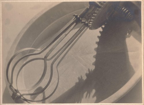 Untitled, from the artist's book The Beater and the Pan