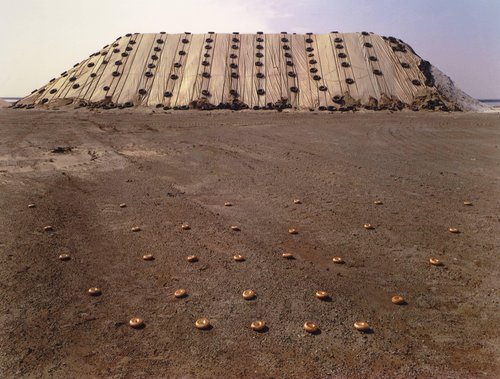 Bagel Pile, from the series Altered Landscapes