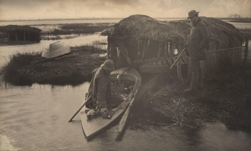The Fowler's Return, from Life and Landscape on the Norfolk Broads