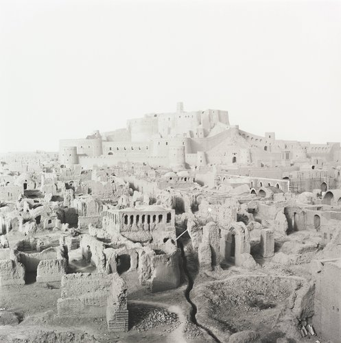 Sasanid and Seljuk Ruins of Bam, Iran, from the series Travelling through the Eye of History