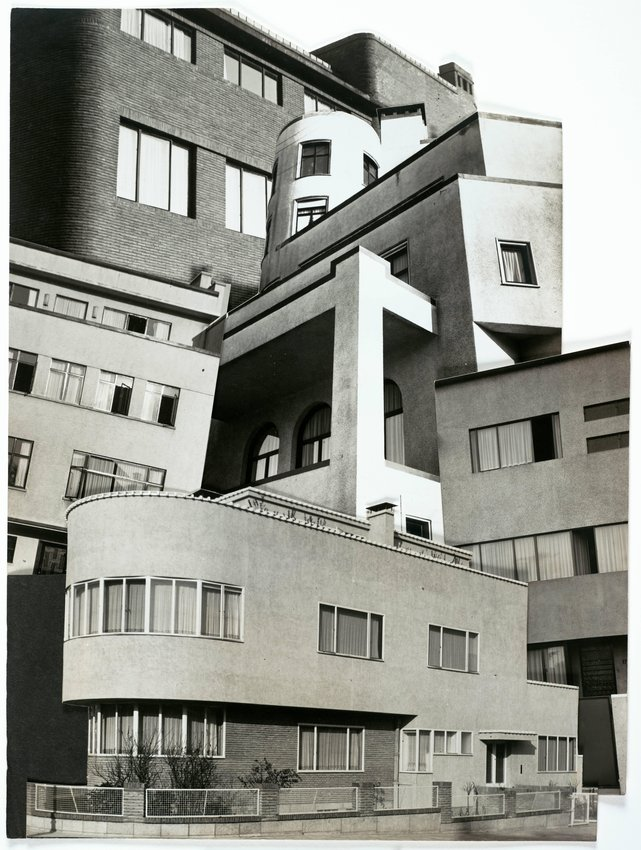 image of 'Untitled [Building montage]'