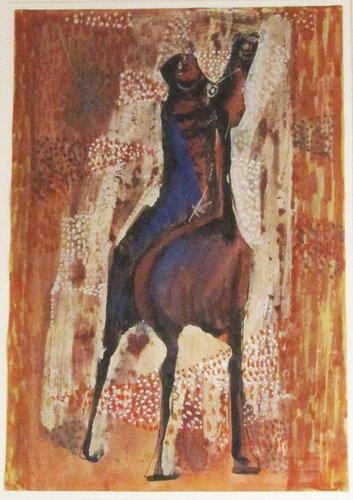 Cavallo e Cavaliere (Horse and Rider)