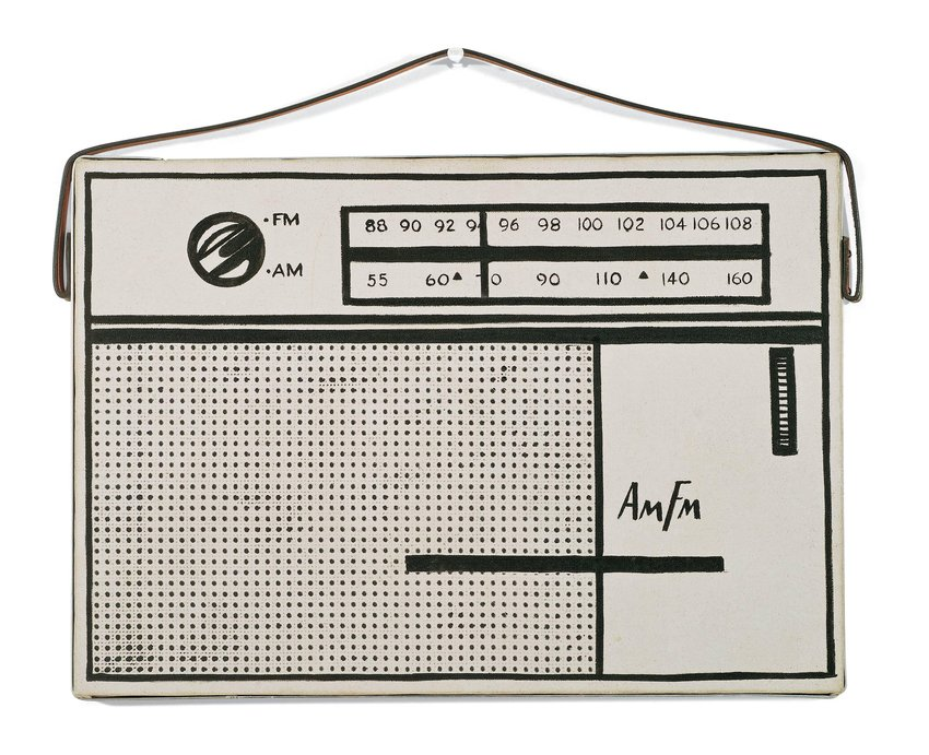 image of Portable Radio