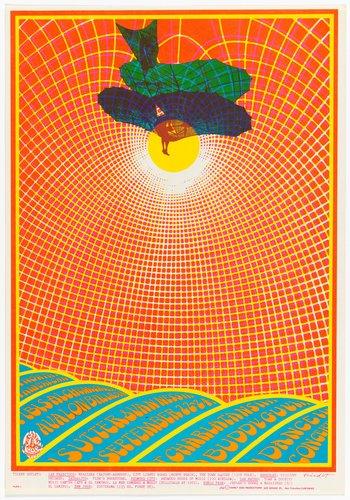 Charlatans; Buddy Guy, Avalon Ballroom, September 22-24, 1967