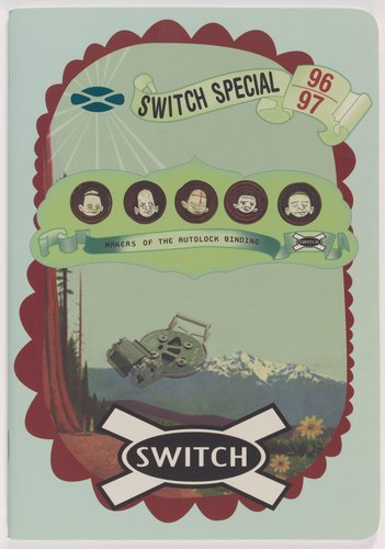 Switch 1996-97 Catalogue