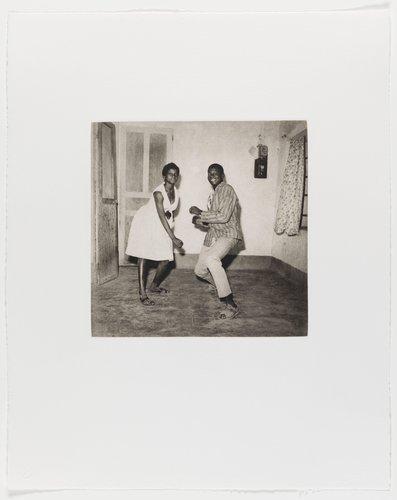 Dancing the Twist, from the portfolio Mali Twist