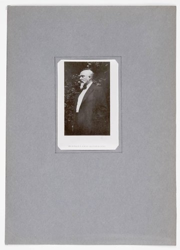 Hermann Graf Keyserling album, page 2