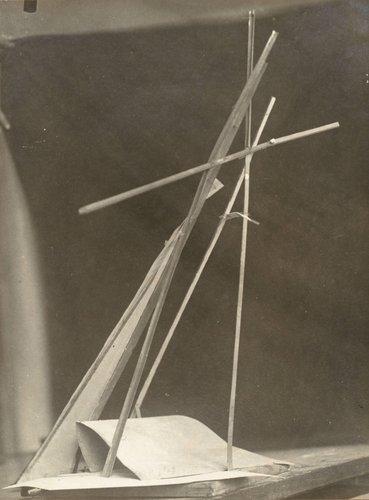 Project by Nikolai Tryaskin for a Spatio-Constructive Apparatus
