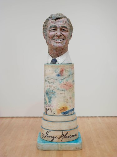 Portrait of George (Moscone)