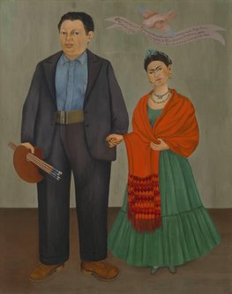 Image for artwork Frieda and Diego Rivera