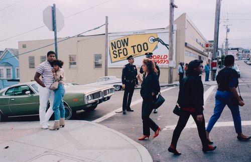San Francisco, California, Cortland Avenue, from the portfolio Analog Days