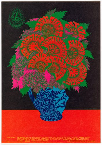 Blue Cheer, Lee Michaels, Clifton Chenier; Avalon Ballroom, October 6-8, 1967